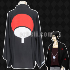 New! Naruto Itachi Uchiha Stylish Cloak Clothing